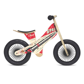 Kinderfeets 美國木製平衡滑步車/學步車-英雄聯盟系列 (星際戰警)