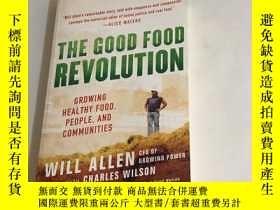 二手書博民逛書店The罕見Good Food RevolutionY13534 Allen, Will Allen, Will
