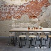 訂製3D立體復古工業風磚紋背景牆紙KTV酒店辦公室咖啡奶茶店水泥壁紙 交換禮物