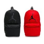 NIKE JORDAN AIR PACK 後背包 雙肩背包 運動背包 休閒背包 上學包 9A0289 紅/黑