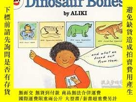 二手書博民逛書店Dinosaur罕見BonesY255562 Aliki Harpercollins 出版1990