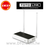 TOTOLINK N200RE 極速無線寬頻分享器(敞篷版) 公司貨