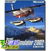 [104美國直購] 微軟模擬飛行 MICROSOFT Flight Simulator 2002 - PC
