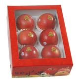 富士蘋果禮盒(6入/盒)