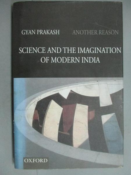 【書寶二手書T2/原文書_ZIL】Another Reason_Gyan Prakash
