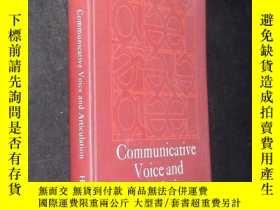 二手書博民逛書店McCabe罕見Communicative Voice and