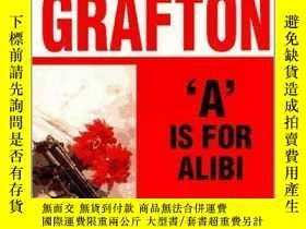 二手書博民逛書店A罕見Is For Alibi (kinsey Millhone Mysteries)Y256260 Sue