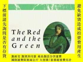 二手書博民逛書店The罕見Red And The GreenY256260 Iris Murdoch Penguin (non