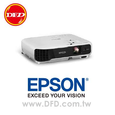 EPSON EB-X04 XGA 多媒體投影機 公貨