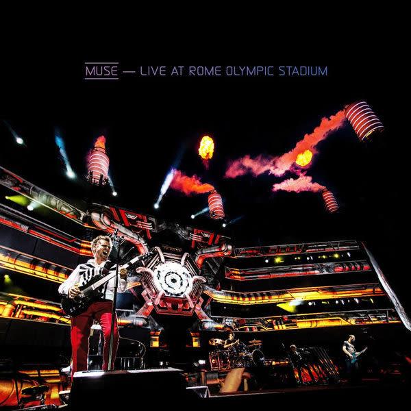 謬思合唱團 羅馬演唱會實錄 CD附DVD (購潮8)