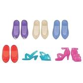 莉卡配件 LG-02 夢幻鞋組_ LA48689