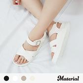 涼鞋 雙帶交叉涼鞋 MA女鞋 T51030