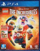 現貨中 PS4遊戲 樂高超人特攻隊 LEGO The Incredibles 中文版 【玩樂小熊】