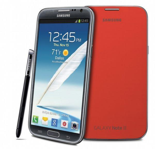※SAMSUNG GALAXY Note 2 N7100 原廠皮套/側翻皮套/保護殼/保護套/翻蓋式皮套/手機套