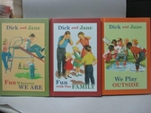 【書寶二手書T2/原文小說_LPU】Dick and Jane:Fun Wherever We Are_We Play