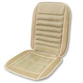 薰衣草竹碳坐墊 椅墊 腰靠 (米色)【亞克】