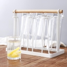 家用鐵藝杯子置物架