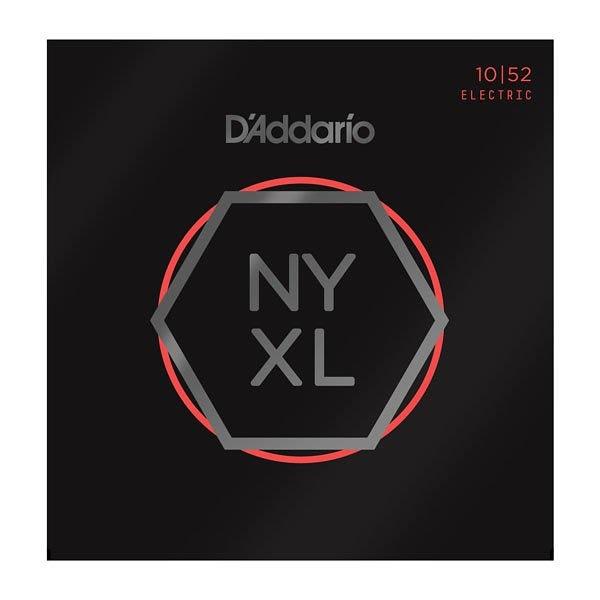唐尼樂器︵美國製公司貨 Daddario NYXL1052 (10-52) Nickel Wound 電吉他套弦
