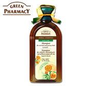 【Green Pharmacy草本肌曜】金盞花淨化輕盈洗髮露 350ml (中/油性髮質適用)