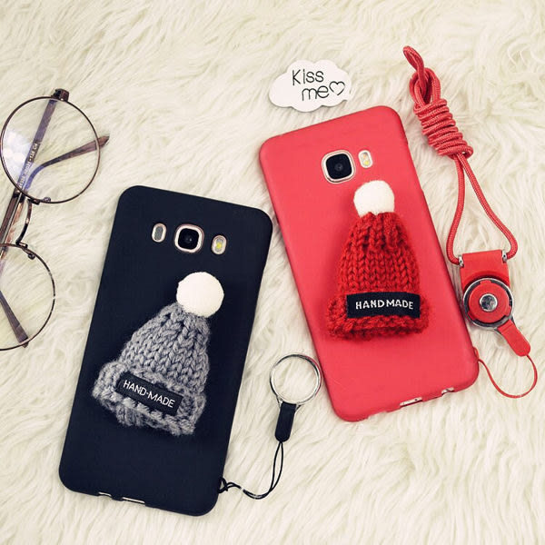 毛線帽tpu軟殼 紅米Note3 手機套 手機殼