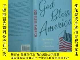 二手書博民逛書店God罕見bless America : the surpris