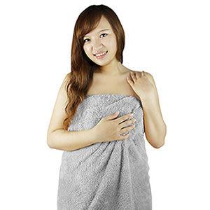 【源之氣】竹炭纖柔浴巾(75*150cm) RM-10016