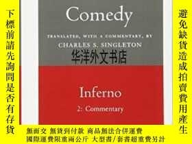 二手書博民逛書店【罕見】The Divine Comedy I. Inferno. Part 2;1990年出版Y226683
