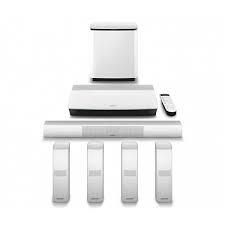 BOSE 美國品牌 LifeStyle LS650 5.1 聲道家庭劇院組 Wi-Fi藍牙( 含喇叭架 ) 白色款