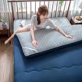 床墊 床墊軟墊榻榻米墊子租房專用學生宿舍單人褥子地鋪睡墊家用TW【快速出貨八折搶購】