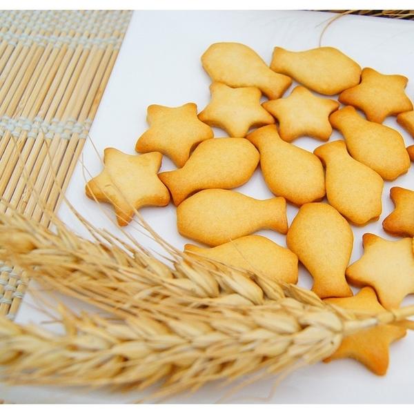 乳酪星星魚 (140g) 6包 庇護工場