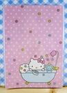 【震撼精品百貨】Hello Kitty 凱蒂貓~kitty證件套-洗澡點點