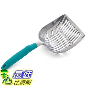 [美國直購] Duranimals B001DCAAP4 DuraScoop Cat Litter Scoop (colors may vary) 貓砂鏟