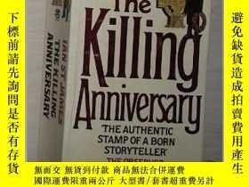 二手書博民逛書店英文原版罕見The Killing Anniversary by