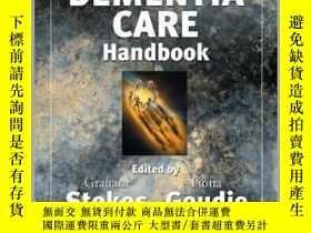 二手書博民逛書店The罕見Essential Dementia Care Handbook: A Good Practice Gu