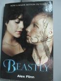 【書寶二手書T9/原文小說_NFA】Beastly_Flinn, Alex