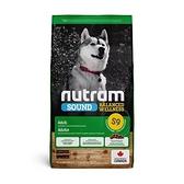 寵物家族-[輸入NT99享9折][效期20210826] 紐頓Nutram-S9成犬羊肉南瓜2KG