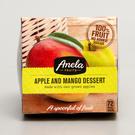 西班牙安菈新鮮蘋果&芒果果泥-無加糖 100g*2入 (賞味期限:2022.03.03)