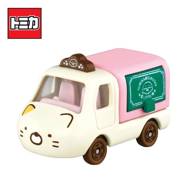 【日本正版】Dream TOMICA SP 角落生物 小貓小貨車 角落小夥伴 咖啡餐車 玩具車 多美小汽車 - 162407