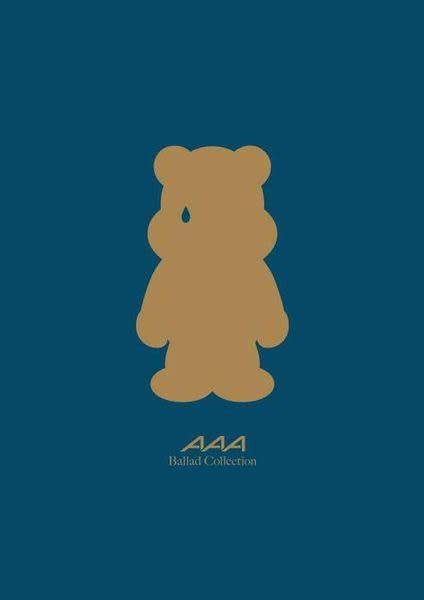 AAA 抒情精選 雙CD (音樂影片購)