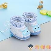 嬰幼兒學步軟底步前鞋透氣春秋男女寶寶鞋【淘嘟嘟】