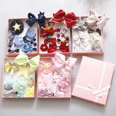 蝴蝶結兒童經典髮飾禮盒組 兒童髮飾 髮飾禮盒 甜美髮飾