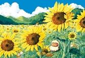 【拼圖總動員 PUZZLE STORY】向日暖森森 PuzzleStory/繪畫/300P