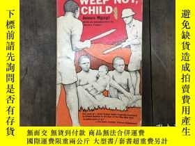 二手書博民逛書店WEEP罕見NOT,CHILDY271632