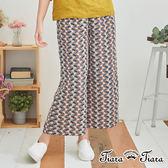 【Tiara Tiara】百貨同步 現代風格直筒長褲(灰) 店推 新品穿搭
