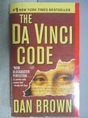 【書寶二手書T7/原文小說_MLO】The Da Vinci Code_Dan Brown