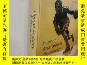 二手書博民逛書店Human罕見Anatomy & Physiology (10t