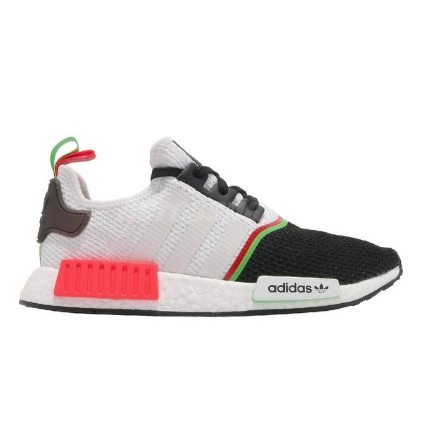 adidas 休閒鞋 NMD_R1 黑 白 男鞋 女鞋 Boost 中底設計 運動鞋 【ACS】 FY2425