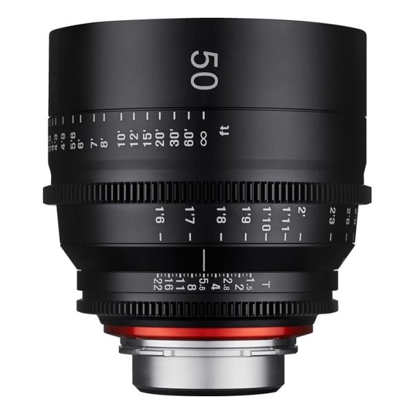 【聖影數位】SAMYANG 三陽 XEEN 50mm T1.5   明亮光圈 專業鏡頭電影鏡頭  正成公司貨