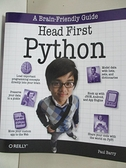 【書寶二手書T1/電腦_KO3】Head First Python_Barry, Paul