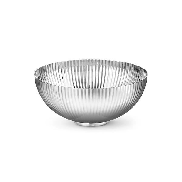 丹麥 Georg Jensen Bernadotte Bowl Small 13cm 喬治傑生 瑞典王子系列 不鏽鋼 點心碗 / 置物皿